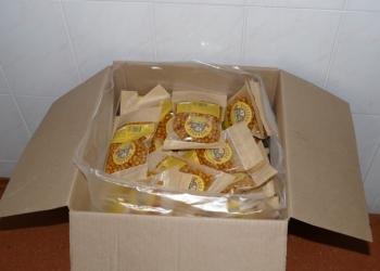 Бобы жареные (нут и бобы)  оптом от производителя от 350 руб/кг