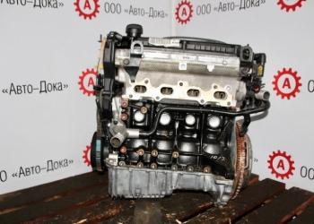 Двигатель S6D Kia Spectra 1.6 DOHC 101 л.с.