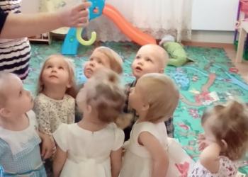 """Мини-садик """"Зайчата"""" на Сортировке"""