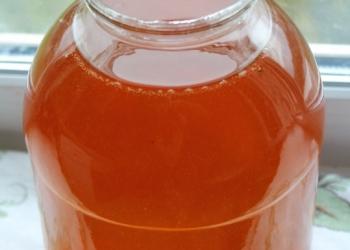 мёд барбарисовый 3л