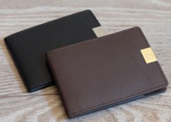 Бумажник ручной работы c RFID-защитой  Dun Wallet