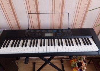 Продается синтезатор Casio Ctk.