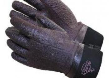 Перчатки BLACK CRYSTAL™ OIL-GRIPPER+ c меховым утеплителем Артикул: BC-1209