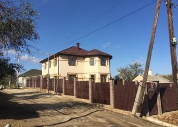 Дом 212 м2 + 5 соток земли