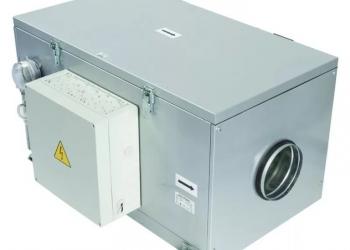 Вентиляционные установки для очистки воздуха