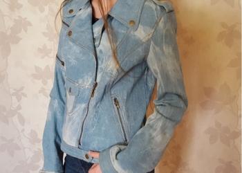 Легкая джинсовка