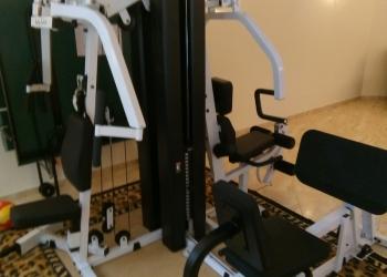 Многофункциональный тренажёр (Силовой комплекс Body Solid EXM3000LPS)