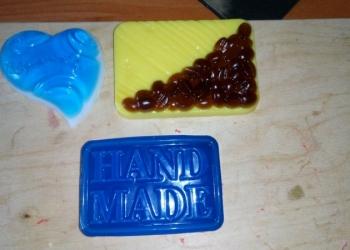 Мыло ручной работы
