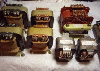Трансформаторы мощные  8 моделей Новые.