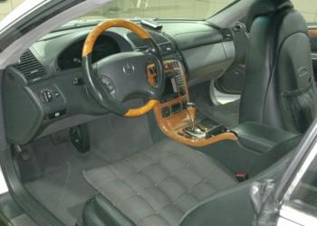 Mercedes, CL 500 AMG  2001