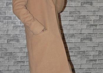 Пальто женское новое бежевое песочное camel