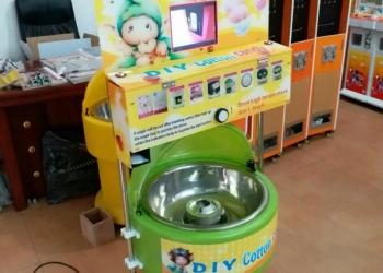 CottonCandy DIY вендинговый автомат сладкой ваты( без продавца )