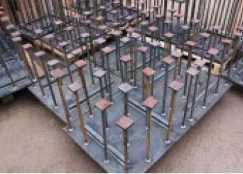 Металлоконструкции и закладные детали