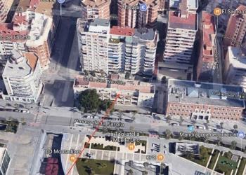 4-х этажное здание на продажу в Малаге