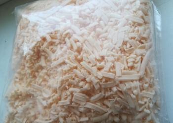 Сыр измельченный ГОСТ 50% м.д.ж. Пакет 1 кг.