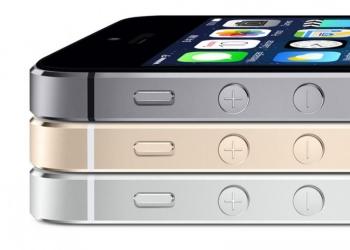 Apple iPhone 5S всех цветов