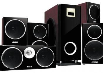 Акустическая система BBK MA-970S 5.1