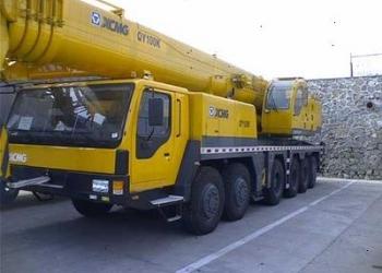 Аренда автокрана от 5 до 130 тонн