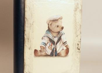 Детские итальянские фотоальбомы Tezoro