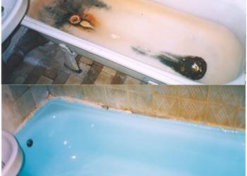 Эмалировка реставрация ванн, ремонт ванн в Домодедово