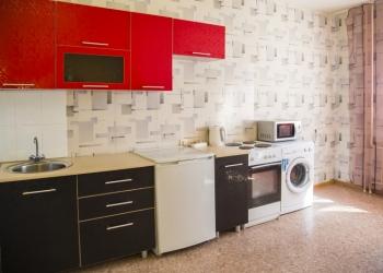 Однокомнатная квартира в новом центре, в новом доме, города Красноярска.