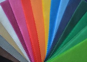 Цветной спанбонд, пленка ПВХ и ПВД