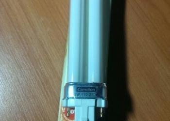 Лампа энергосберегающая для настольного светильник