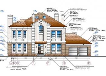 Строительные проекты в Пензе, частный дом, коттедж