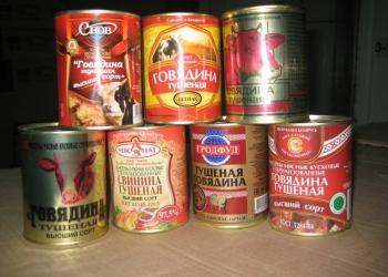Белорусская тушенка на дом. Доставка бесплатная
