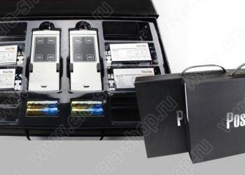 Беспроводной дистанционный выключатель света на 4 линии нагрузки (00065)