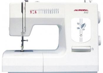 Продам: Швейная машина Aurora 715