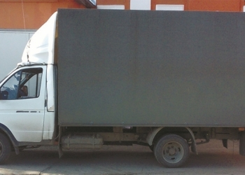 Грузоперевозки ГАЗЕЛЬ 4,2м