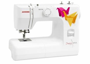 Продам: Швейная машина Janome Japan 955