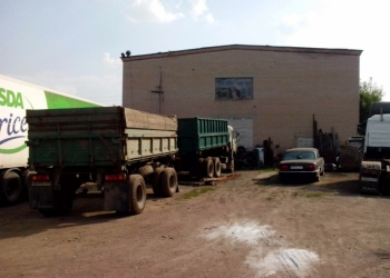Производственно складской комплекс