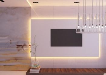 Весь спектр услуг в проектировании и создании дизайна интерьера.