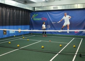 Обучение теннису для детей от 3-х лет и взрослых