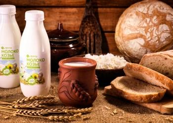 Молоко, йогурты, кефир, сметана и сыры из козьего, овечьего и коровьего молока