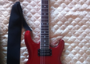 Ibanez Gio GSZ120 Red 2007 Indonesia