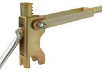 Ключ для пружинного зажима(клипсы)