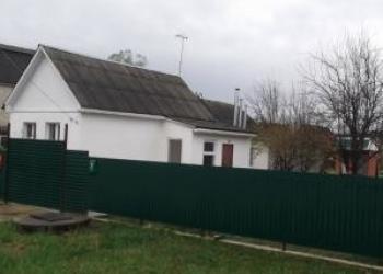 Дом 76 м² на участке 10 сот.