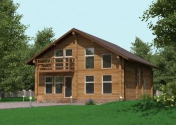 Строительство деревянных домов и бань из бруса и оцилиндрованного бревна