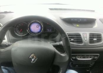 Продажа Renault Fluence в Новосибирске