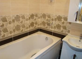 Санузла, ванной комнаты полный ремонт. Потолок подвесной.
