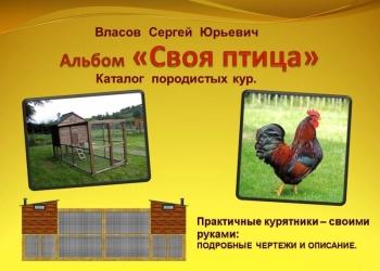 "Эектронная книга - альбом ""Своя птица"""