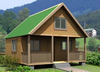 Строим дома, бытовки, блок-модули, павильоны, бани, посты и прочее строительство