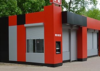 Вентилируемые фасады композит