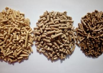 Топливные пеллеты 6 и 8 мм