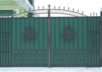 Стяжка стен дома от трещин. Навесы, Заборы, Ворота.