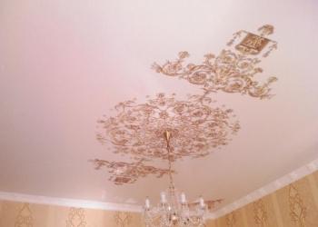 Натяжные потолки Бесшовные Без нагрева