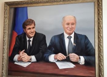 Портрет на заказ из Сочи по всей России